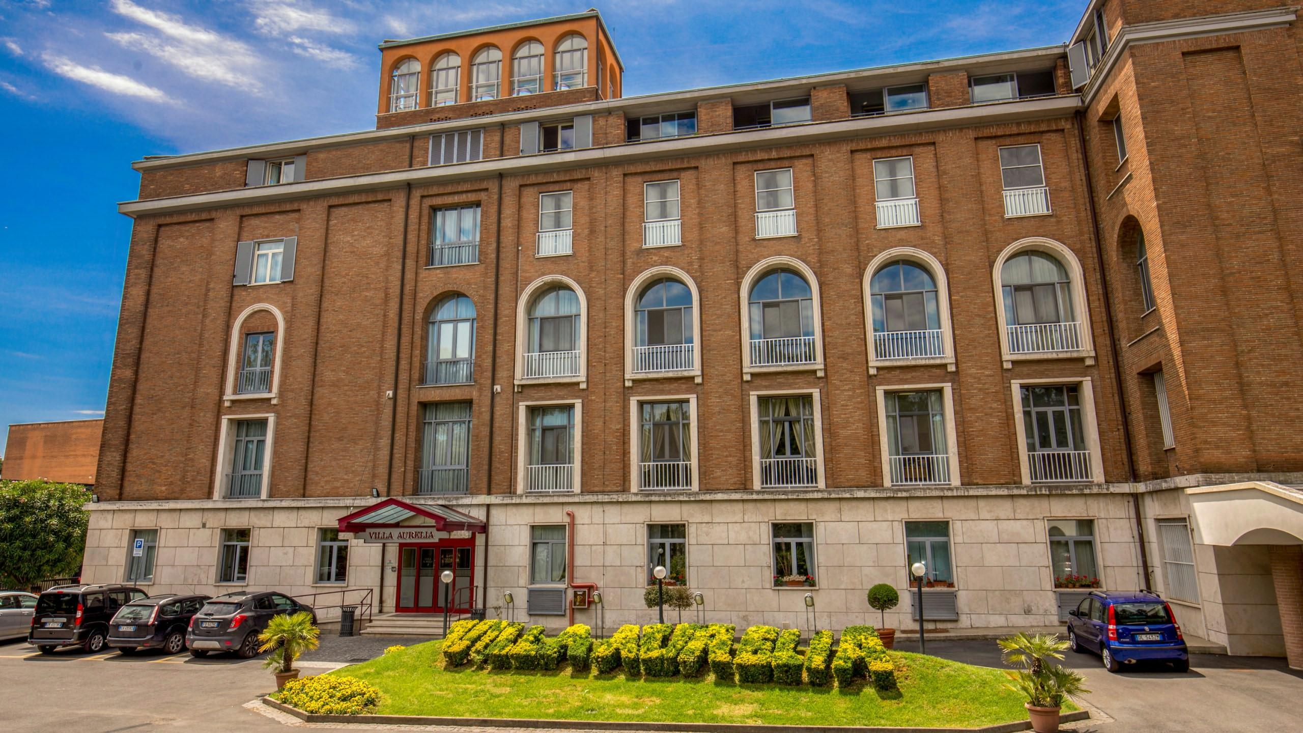 Centro Congressi Villa Aurelia